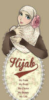 hijab by finieramos
