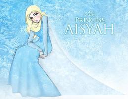 Princess Aisyah by finieramos