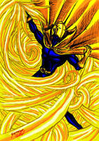 Dr Fate-Colors by UltimeciaFFB by DCU-Club