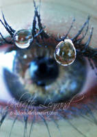 Pretty green eyes II by Doodoox