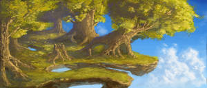 edge forest by lordoffog