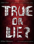 True or Lie ? by lVlorf3us