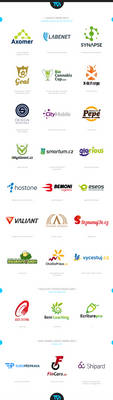 Logofolio 2012/2013 by lVlorf3us