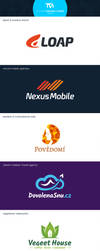 Not-Logofolio: Unused Concepts by lVlorf3us