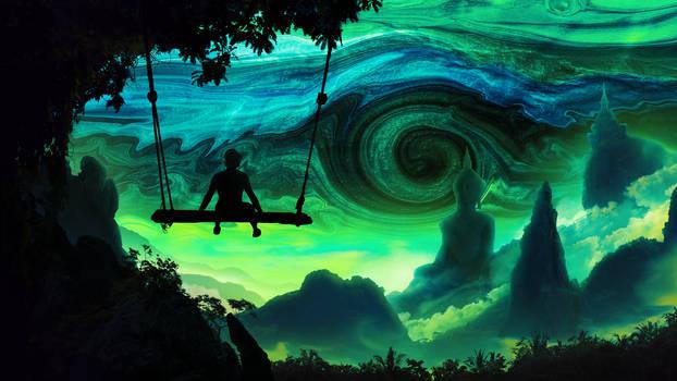 Dreamland by lVlorf3us