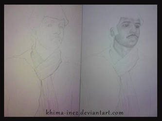 WIP I Budhas Commission by Khima-Inez