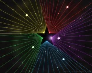 Starstruck 1280x1024 Wall Ex by Khima-Inez