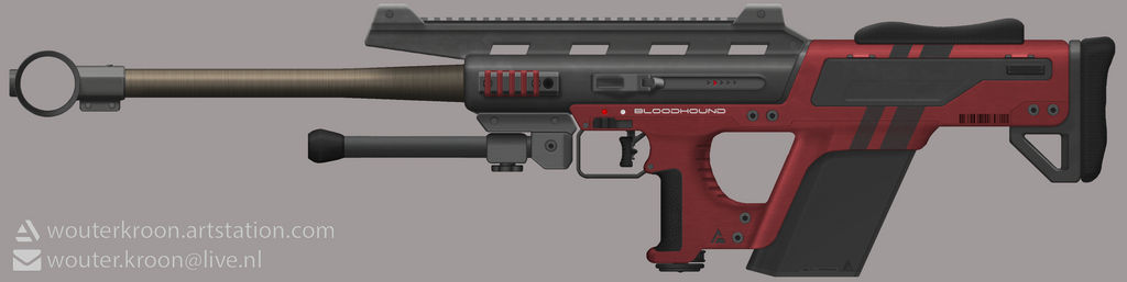 Bloodhound AMR by Shockwave9001