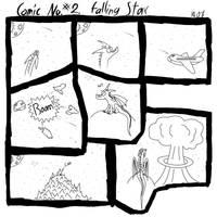Comic No.2, Falling Star by TheKiromancer