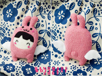 girl in bunny_BUNNYGIRL by MotyPest