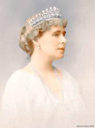 Queen Marie. by TsarinaAlix