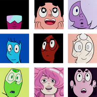 Steven Universe Icons by dougssfelipe