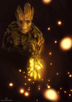 Fireflies by stvn-h