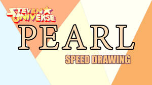 PEARL SPEED DRAWING THUMBNAIL+VIDEO by IDROIDMONKEY