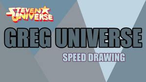 GREG UNIVERSE SPEED DRAWING THUMBNAIL+VIDEO by IDROIDMONKEY