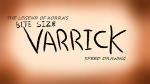 SPEED DRAWING VARRICK (LEGENDOF KORRA) THUMBNAIL by IDROIDMONKEY