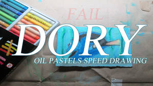 DORY SPEED DRAWING THUMBNAIL+VIDEO by IDROIDMONKEY