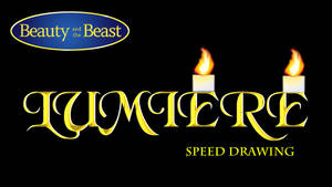 LUMIERE SPEED DRAWING THUMBNAIL+VIDEO by IDROIDMONKEY