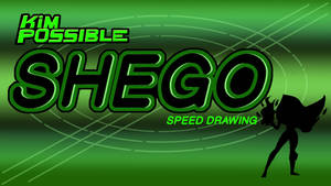 SHEGO SPEED DRAWING THUMBNAIL+VIDEO by IDROIDMONKEY