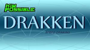 DRAKKEN SPEED DRAWING THUMBNAIL+VIDEO by IDROIDMONKEY