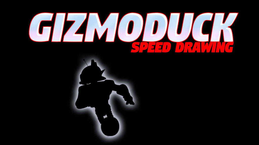 GIZMODUCK SPEED DRAWING THUMB+VIDEO by IDROIDMONKEY
