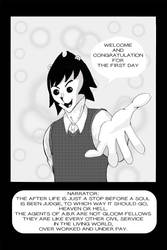 Page 7 of MY DEADHUNTER COMIC AT TAPAS by IDROIDMONKEY