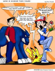 One of my web comics strip by IDROIDMONKEY
