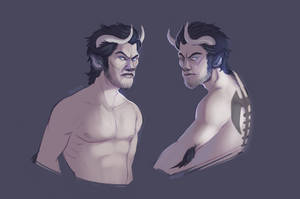 ugly boy by Ragous