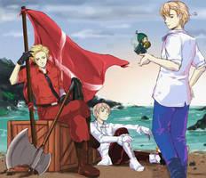 APH - Kingdom of Denmark by Chizuri