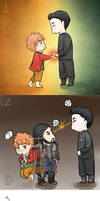 Todos por Bilbo!! by NadeshikoShirogi