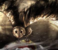 Owl by Sc0tticus