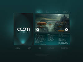 acom webdesign by SirJulien by artalliance