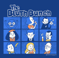 The Bluth Bunch by annamariajung
