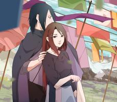 Sasuke x Yumi by Mrs-w21