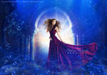 Empress Of Atlantis by beetiful