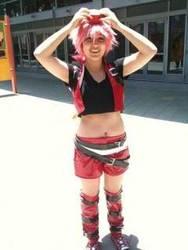 Shuichi shindou cosplay by lenaleeku