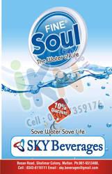 Fine Soul Water by imran735