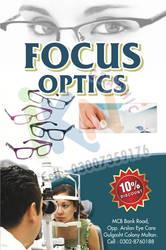 Focus Optics by imran735