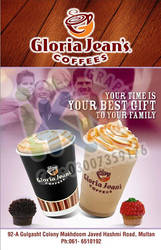 Gloria Jeans Coffees by imran735