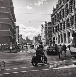 the drive in amsterdam by eoe1990