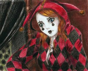 Jester by GRKaterina