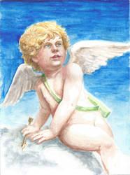 Cupid by TolmanCotton