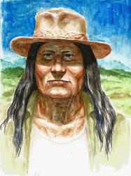 Jim Swooping Hawk by TolmanCotton