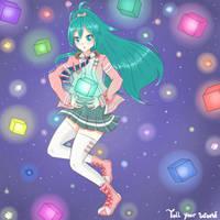 Tell Your World by LuriaHirai