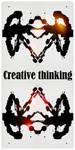 Creative thinking by impuls