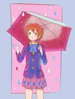 Hoshizora Rin by Sorapoi