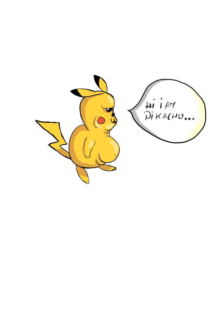 It's Pikachu ... by Fanhren