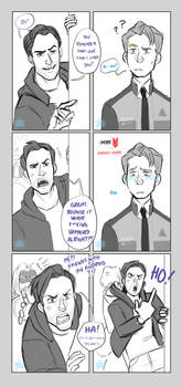 DBH: So much for being friends by Usagiko-JOvi
