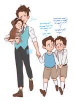 DBH: Kids by Usagiko-JOvi