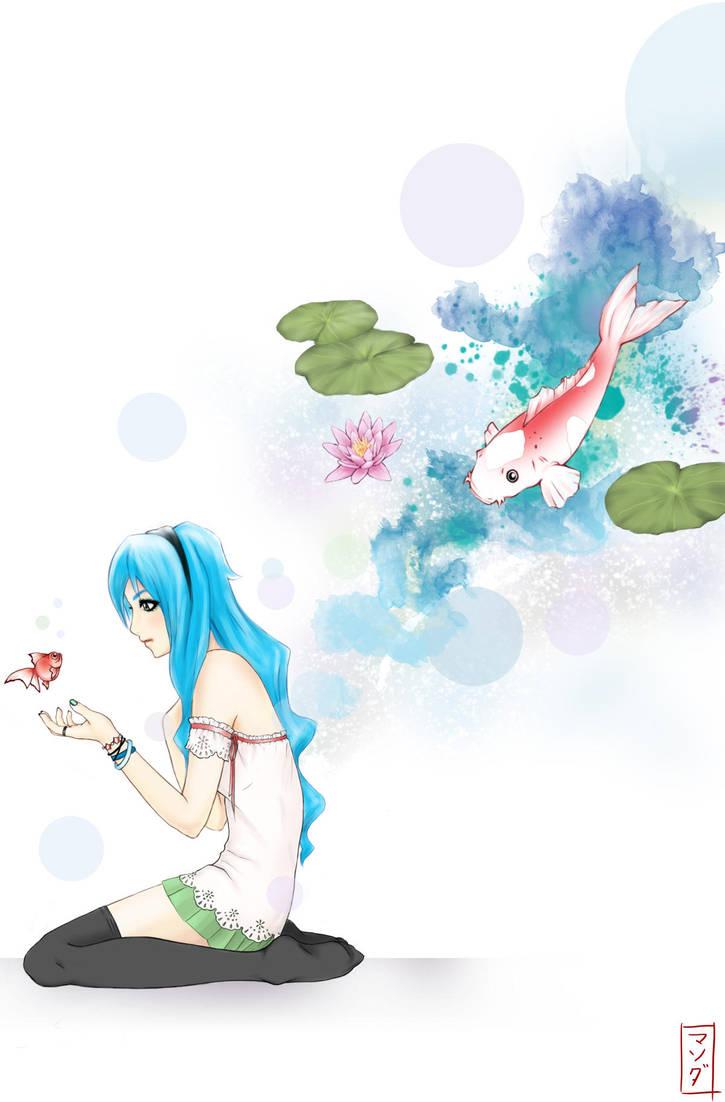 sakana no yume by deadeyes-star